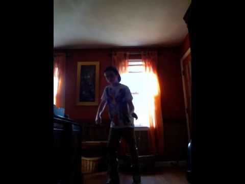My first dub-step dance video