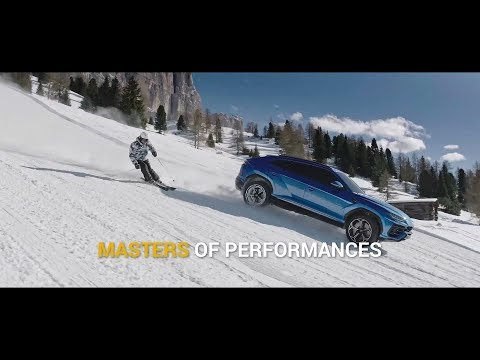 Urus & Alberto Tomba – Masters of Performances (Chapter 3)