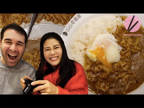 The Best Japanese Curry? Relationship Talk!
