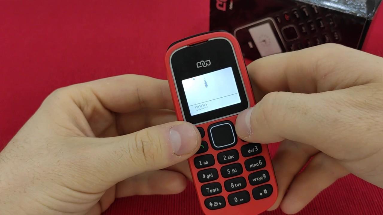 BB Mobile B1280 Tuşlu Telefon İncelemesi