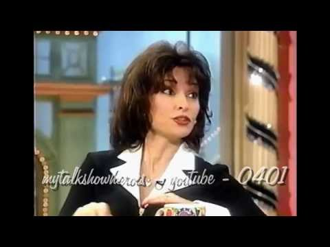 SUSAN LUCCI has FUN with ROSIE