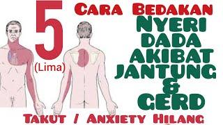 Pernahkah kamu merasa sakit / nyeri bagian dada sebelah kiri ? Apakah ada kaitannya dengan jantung ?.