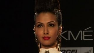Lakme Fashion Week-watch The Latest Trends In Jewellery Collection By Kavya And Sasha-outhouse