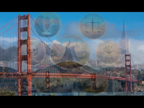 San Francisco Secrets, Oddfellows & The Hermetic Code