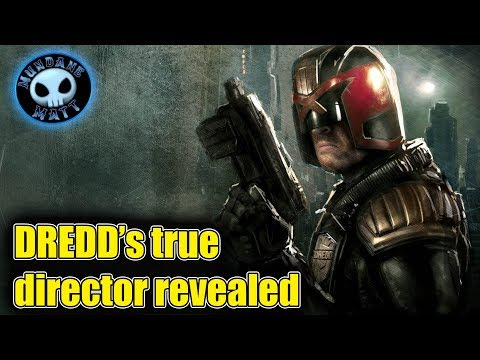 Karl Urban Confirms Alex Garland Directed DREDD