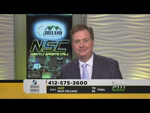 Ireland Contracting Sports Call: March 11, 2018 (Pt. 3)