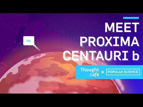 Proxima Centauri b: The Earth Next Door