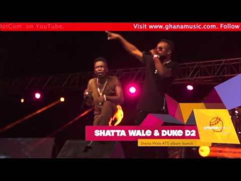 Shatta Wale - Performs 'Fever'' with Duke D2 | GhanaMusic.com Video