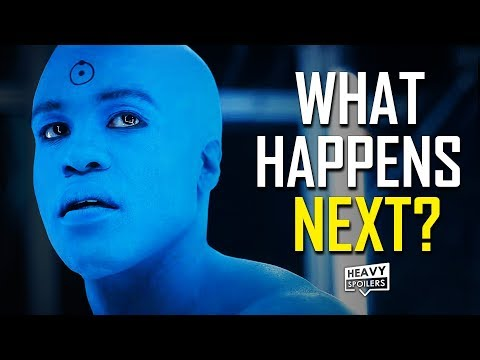WATCHMEN: What Happens To Doctor Manhattan Next? | Episode 9 Best Fan Theories, Predictions & More