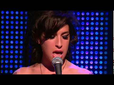 Amy Winehouse - Love Is A Losing Game @ Mercury Prize 2007 HD