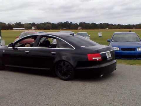 Audi A6 Air Ride Youtube