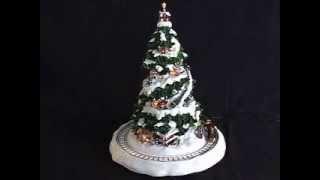 36621 Mr. Christmas Winter Wonderland - Christmas Eve Express™ Video
