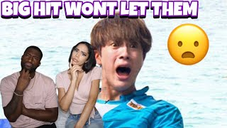Things BTS Can't Do Because Of BigHit Entertainment |REACTION|