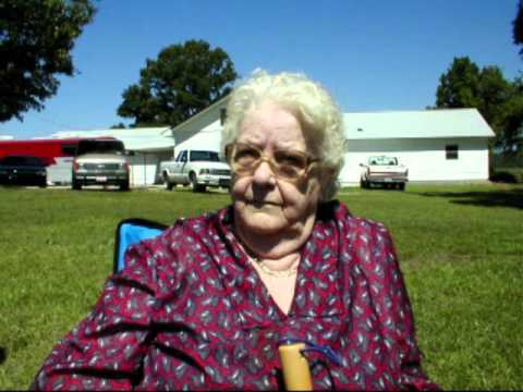 Feneda Smith Interview - Growing Up in Winston County, AL