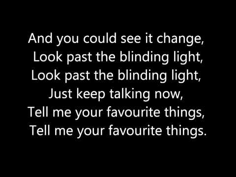 TDCC - Cigarettes in the theatre (Lyrics)