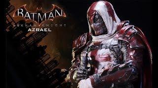 """BATMAN ARKHAM KNIGHT: """"Azrael"""" - PS4"""