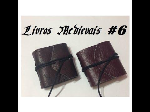 Livros Medievais Mini Pocket #6 (Medieval Books)