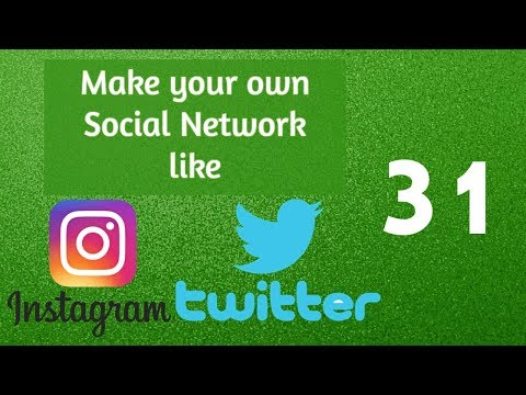 Social Network In PHP & MySQLi - Tutorial PHP Message System (Chat App Using PHP)