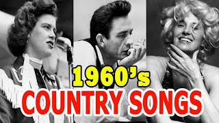 Best Country Songs Of 1960s - Greatest 60s Country Music