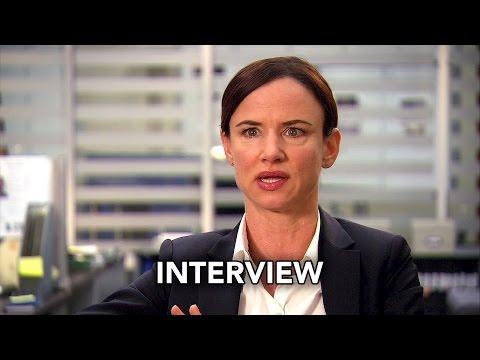 Secrets and Lies Season 2 Interview: Juliette Lewis (HD)
