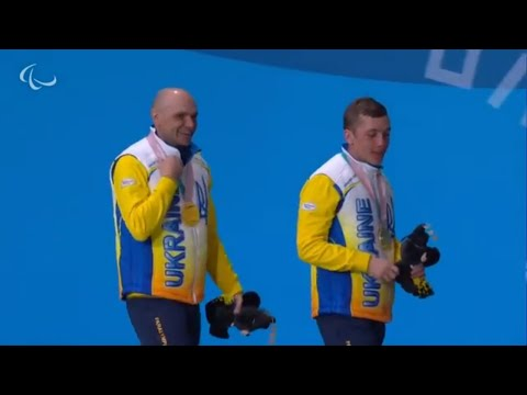 Victory Ceremony | Cross-counrty skiing , Alpine skiing | PyeongChang2018 Paralympic Winter Games