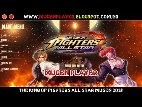 The King of Fighters All Star - Mugen Download | GO GO Free