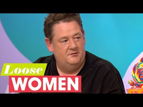 Johnny Vegas Speaks Candidly About Losing His Father to Cancer | Loose Women