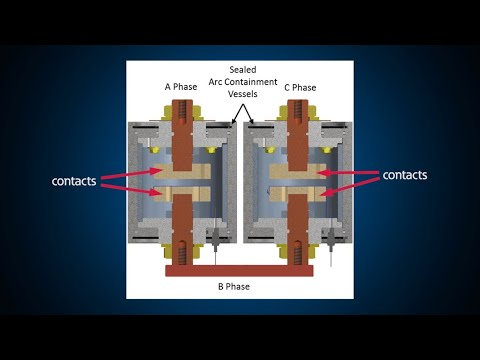 Arc Quenching  Switchgear video series: How the Arc Quenching Device works. Learn more at eaton.com/