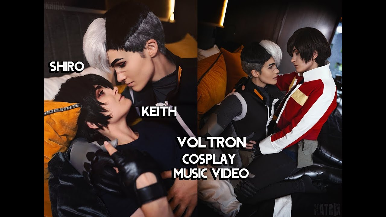 Shiro And Keith Voltron Cosplay Showcase Youtube