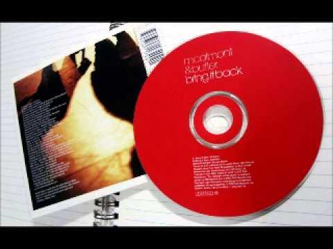 Mcalmont & Butler - Bring It Back (extended)