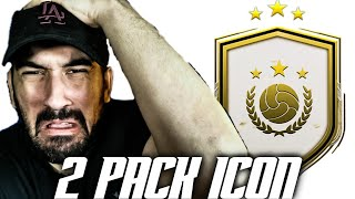 FIFA 21 : J'OUVRE 2 PACK ICON PRIME OU MOMENTS !!!