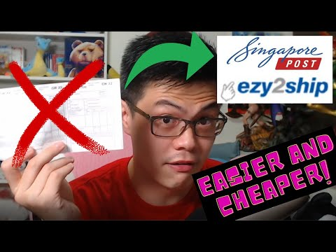 EZY2SHIP MADE SHIPPING FROM SINGAPORE EASIER! 5 TIPS AND TRICKS TO HELP YOU SHIP BETTER!
