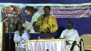 CSI Kolappakkam, Chennai - 1st June 2014 - End time-  the deceived church, barren and fruitless