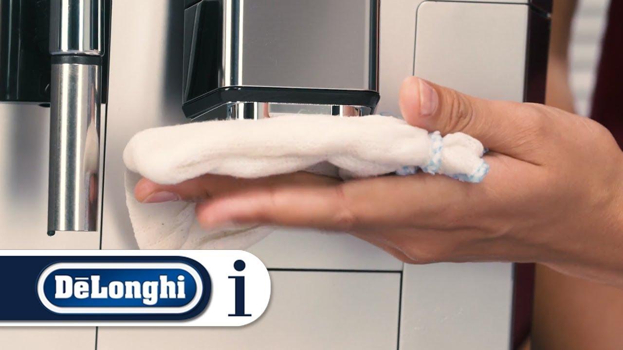 How To Clean Your Delonghi Primadonna Class Ecam 55075ms Or Ecam 55055sb