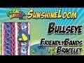 BULLSEYE FriendlyBands Bracelet SunshineLoom How To Video