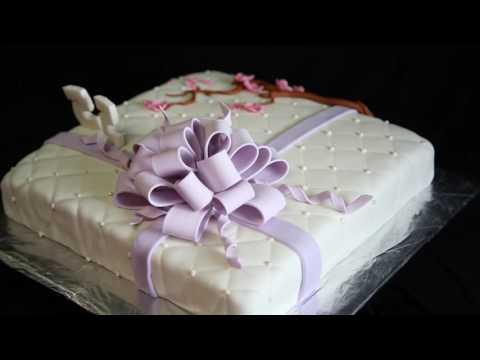 торт на 55 лет маме | торт-подарок