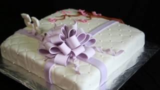 торт на 55 лет маме | торт-подарок | торт на заказ