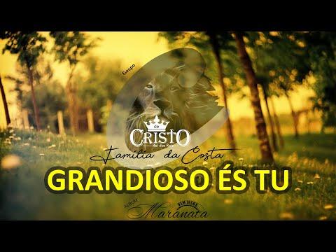Grandioso és Tu - Volnei da Costa e grupo C (Maranata) 526 Harpa