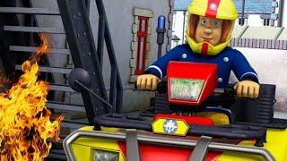 Fireman Sam New Episodes HD | Sam the Firefighter putting out fire | Big Marathon 🔥 🚒 | Kids Cartoon