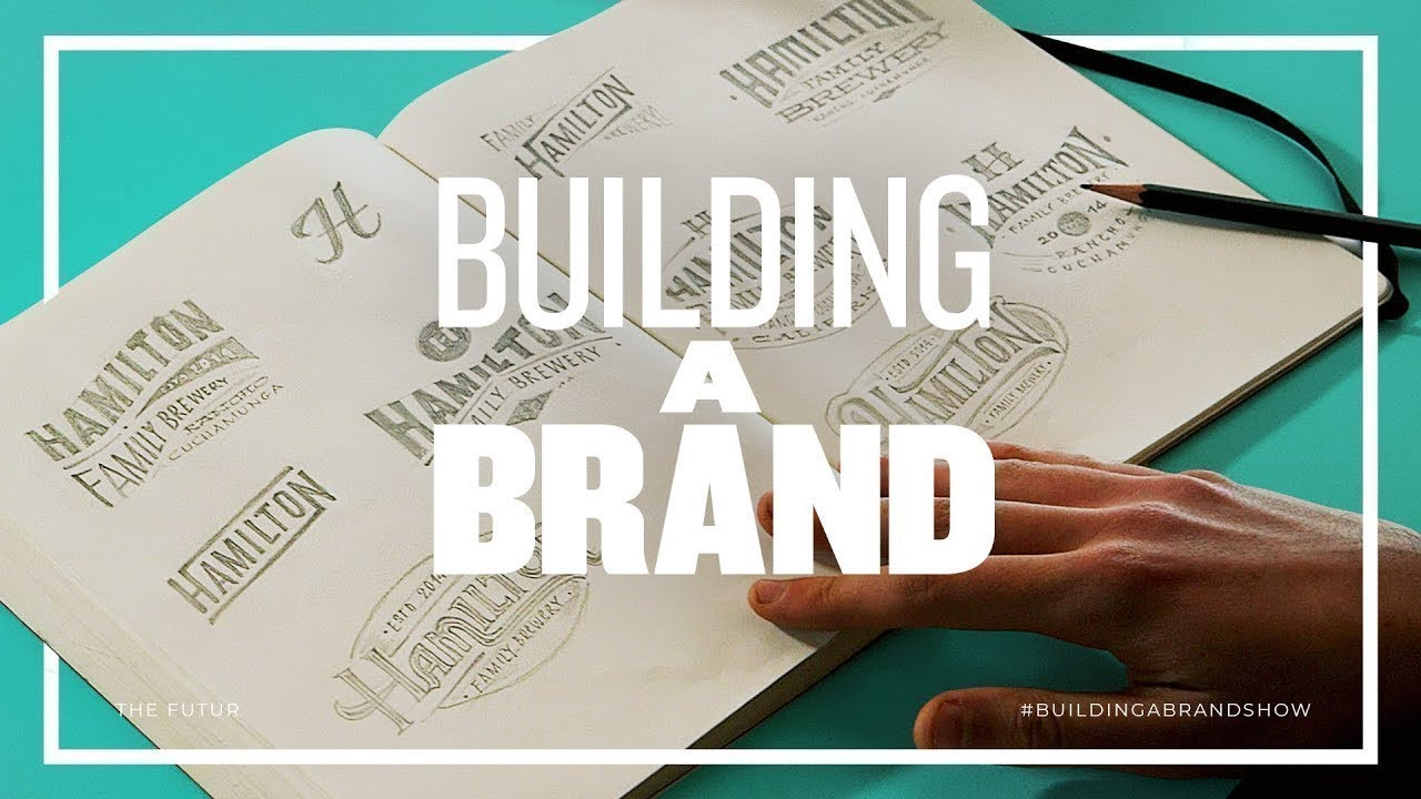 The Art of Designing a Logo – Building A Brand, Ep 6