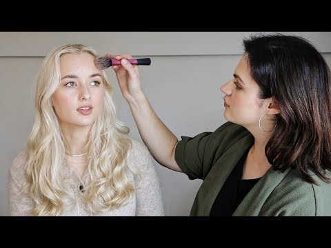 GLOWY MAKEUP MASTERCLASS W/ A BEAUTY EDITOR!