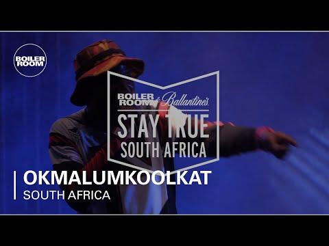 Okmalumkoolkat boiler room amp ballantine s stay true south africa live