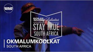 Okmalumkoolkat Boiler Room & Ballantine's Stay True South Africa Live Performance