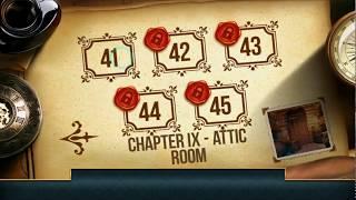 100 дверей дом головоломок 41 42 43 44 45 уровень