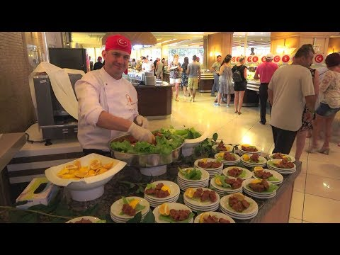 Restaurant | Porto Bello Hotel Antalya Turkey - HD