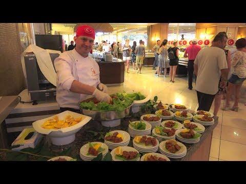 Restaurant | Porto Bello Hotel Antalya Türkiye - HD