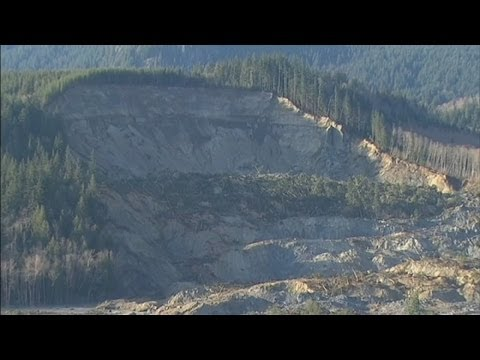 Washington mudslide: 14 confirmed dead and over a hundred missing