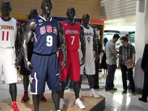 Nike World Basketball Festival - Ed at Nike Town