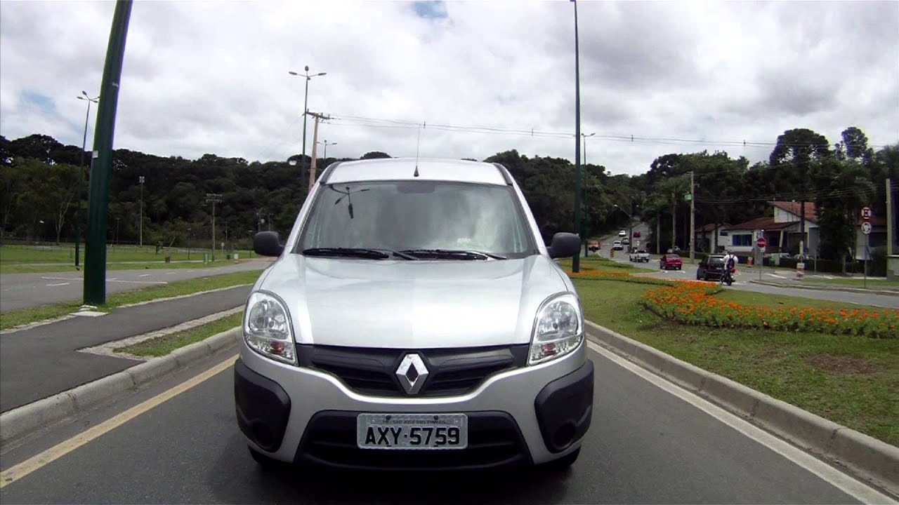 novo renault kangoo 2015 youtube. Black Bedroom Furniture Sets. Home Design Ideas