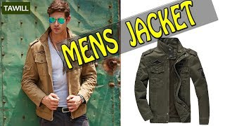 Men jacket jeans military Plus 6XL army soldier cotton Air force Mens jackets